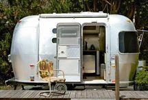 Glamping/Caravan / Glamping and outdoor life