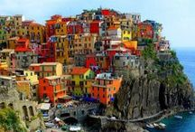 Amazing Places / by Karleen Amber - Amazing After 40!