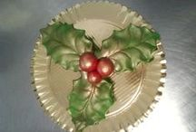 cakes and more for christmas  / edible figurines and object shaped cakes