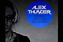 Alex Thunder - dj producer - musica elettronica