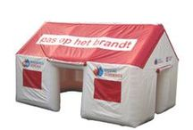Commercial Products / by Airquee Inflatables Limited