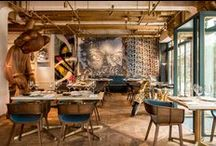 Bar and Restaurant / Restaurant and Bar Design
