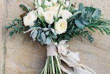FLOWER BOUQUETS / Inspirationen mit Brautsträußen