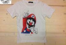 MY T - SHIRT boy life is a circus / Collezione My t - shirt boy ( 2 anni - 15 anni ) primavera / estate 2014