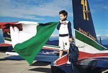 LOOKBOOK AERONAUTICA MILITARE Collezione Privata / Lookbook AERONAUTICA MILITARE boy ( 4 anni - 12 anni ) primavera / estate 2014