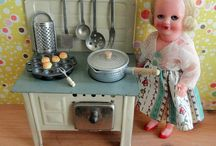 Dolls house x / Making dolls house stuff