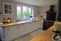 Case studies / Photographs of our customers' new kitchens