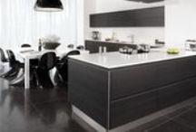 Modern Contemporary Kitchens / Modern, contemporary kitchens and kitchen design ideas.