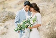 Wedding Inspiration / All about weddings and ideas to inspire you.