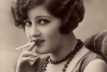 "Zelda Fitzgerald / ""the first american flapper"""
