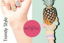 Trendy MoYou Nails & Fashion