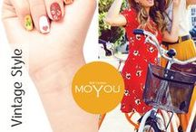 Vintage MoYou Nails & Fashion