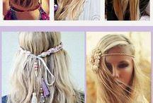 Hair, make-up & Nails / Hair, make-up and nail ideas