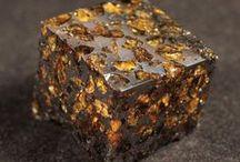 Rock Stone Gems Crystals... / ...and meteorites, metals, elements, fossils, etc... / by Grama Deeji