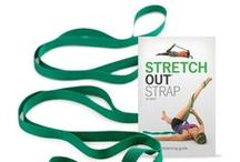 Stretching Aids & Guides / Stretching tools and techniques to improve flexibility and reduce the risk of injury.