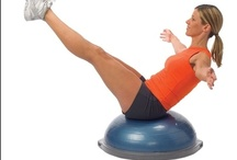 Core Strength and Stability / Foam Rollers, Stability Balls, Stability Measurement, Suspension Training and Weight Balls