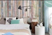 Decoinspírate / En este cajón de sastre encontrarás los retales necesarios para vestir las paredes de tu hogar con un estilo personal y único. Sigue nuestras #decoideas