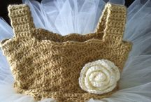 Crochet stuff / Handmade items / by Mercedes Rueda