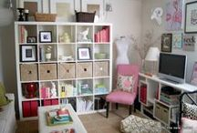 Small Spaces / Make the most of small spaces with these great ideas!