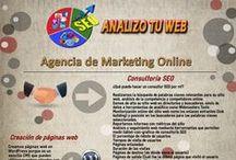 Analizo tu Web / Infografías de Analizo Tu Web