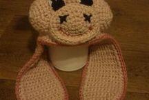 my crochet hats