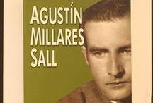 Agustín Millares Sall / Día de las Letras Canarias, 21 de febrero 2014