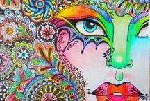 Doodle art & zentangles / by Joan Croll