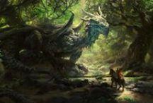 incontri per avventure fantasy, dnd / scene e situazioni a cui ispirarsi per scrivere e raccontare un'avventura