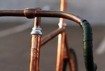 BIKES / Bicycles: our favorite form of transportation!