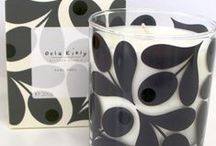 ORLA KIELY / one of our favorite designers, a collection of fun floral patterns and pretty color combinations. check out shopmadmod.com for the latest season's designs.