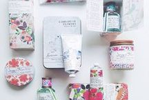 PACKAGING / beautiful, quirky, stylish, and inspiring packaging design is definitely something that sparks our interest in a product. here's some pretty packages that inspire us.