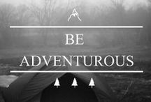CAMPING / a summertime favorite. camping gear, outdoor photography, products for your next trip, and more.