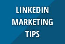 LinkedIn Marketing Tips / LinkedIn Tips for small businesses and entrepreneurs. Learn more about how to use LinkedIn for business, LinkedIn tips, LinkedIn for business, LinkedIn Marketing Plans, LinkedIn Profile, LinkedIn Headline, LinkedIn for beginners, LinkedIn Connections, LinkedIn Networking and how to use set up your LinkedIn Profile.