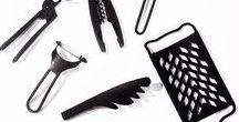 Everyday Black | FD Style / Kitchenware by designer Hagino Mitsunobu.