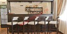 Baruri din lemn / Baruri din lemn masiv produse de fabrica de mobila Anteco S.A. din Ploiesti