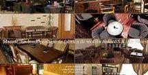 Mese din lemn masiv pentru cafenea / Masute din lemn masiv pentru cafenea