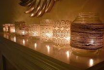 DIY Giare Vasi Candele