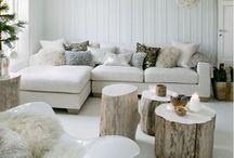 Idée d'ambiances intérieures! / Idée deco intérieure pour future maison!