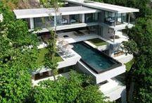 Luxery houses / huizen