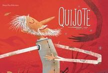 Cervantes, El Quijote y Canarias / Selección de libros disponibles en la Biblioteca de Canarias de la ULL sobre Miguel de Cervantes y El Quijote