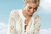 Boho Fashion ''White'' / witte boho kleding