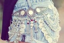 Boho Fashion Assessoires / Armbanden etc.