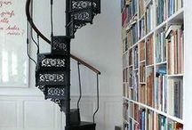 Stairs and Halls