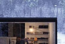 Architecture/Eco&tiny houses.