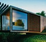 Tiny houses/eco/shipping containers