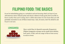 Food from the Philippines / Different dishes and more food from the Philippines.