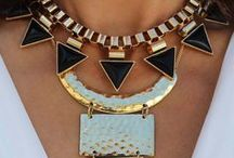 Fashion / material, statement pieces, confidence, beauty