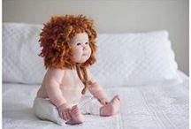 Baby animal's costumes