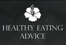 Healthy Eating Advice / We are passionate about health &wellness. Learn how to eat healthy, the best super foods, healthy eating habits, easy healthy recipes and more to empower & inspire you to walk in health.
