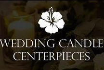 Wedding Candle Centerpeices